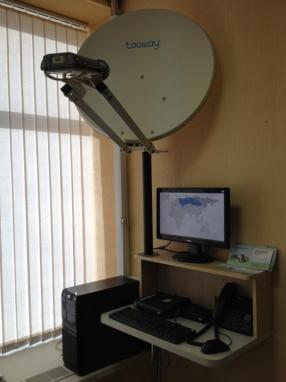 спутниковая антенна для интернета в деревне цена